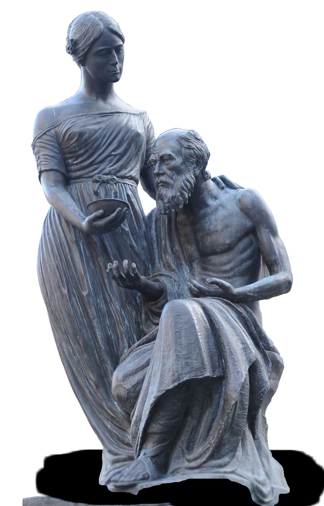 Armenpflege-Denkmal-Wuppertal