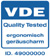 VDE Quality Tested